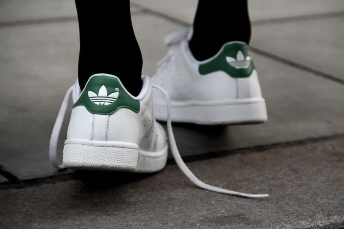 Quand la Stan Smith prend de la hauteur ! ⋆ KissMyShoe