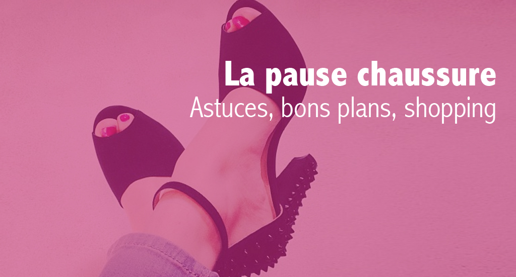 pause chaussure
