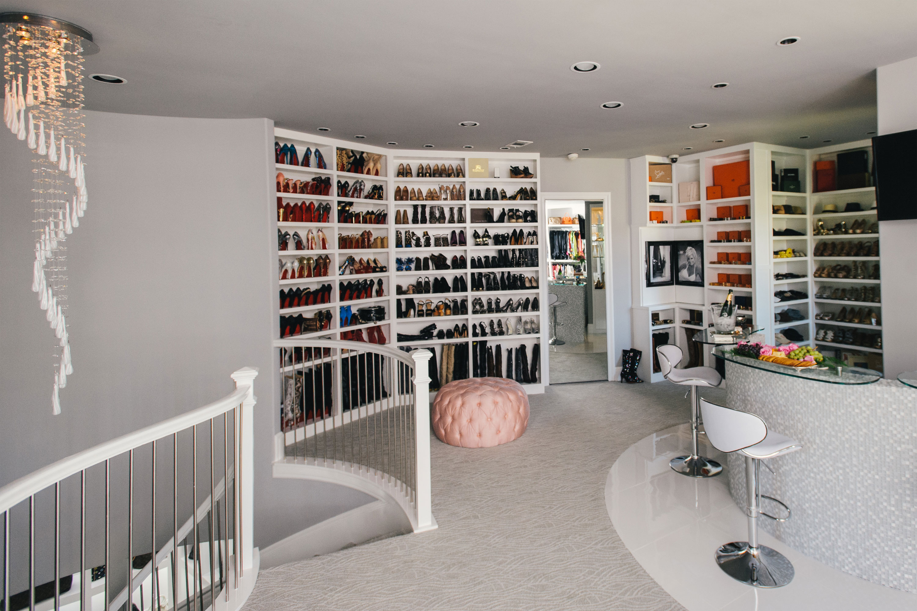 Les 10 plus beaux dressings kissmyshoe for Best walk in closets in the world