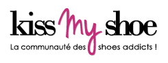 Kissmyshoe - La communauté des shoes addicts