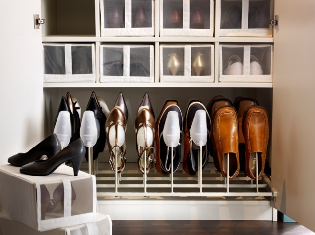 comment ranger ses chaussures kissmyshoe. Black Bedroom Furniture Sets. Home Design Ideas