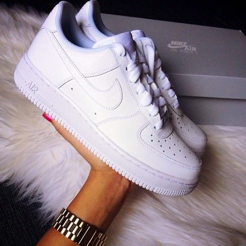 nettoyer chaussures nike air force blanches