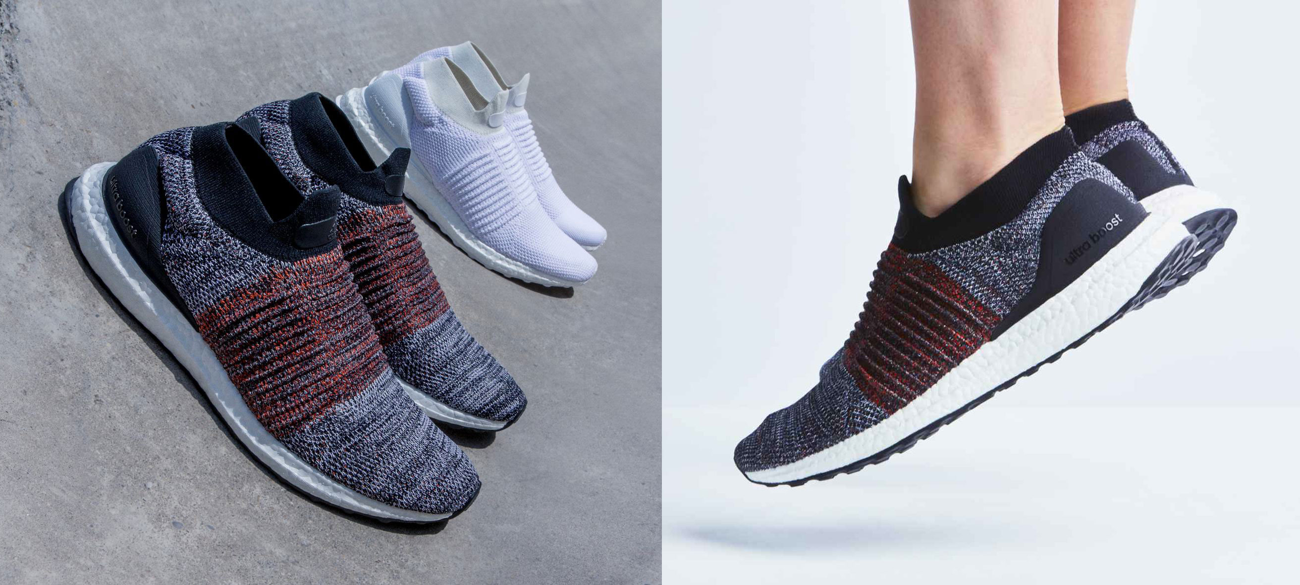 baskets Adidas Ultraboost Laceless