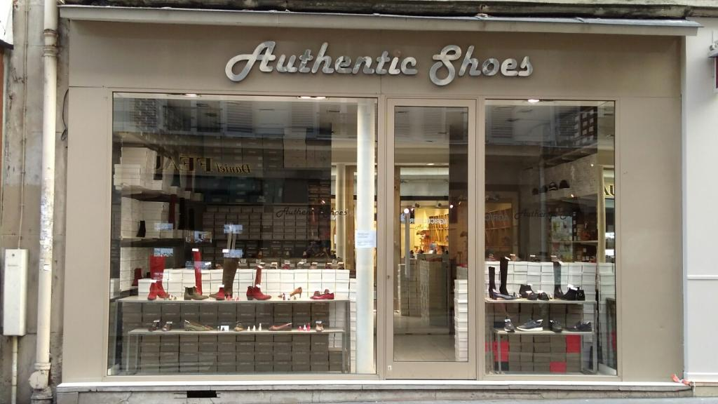 Authentic Shoes