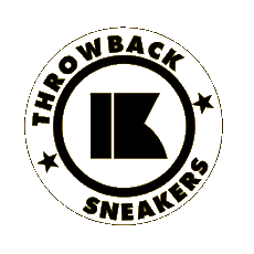 THROWBACK SNEAKERS