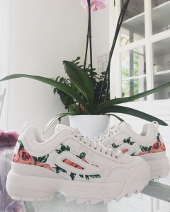 disruptor flower fila